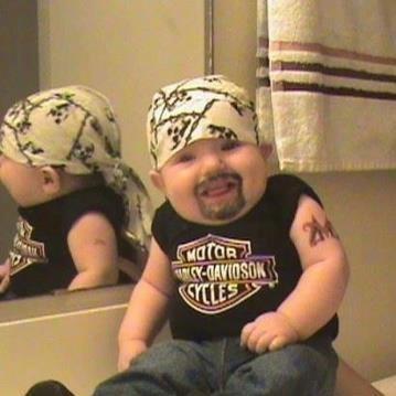 HalloweenBiker-Baby